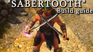 Titan Quest Atlantis  The SABERTOOTH Build Guide!