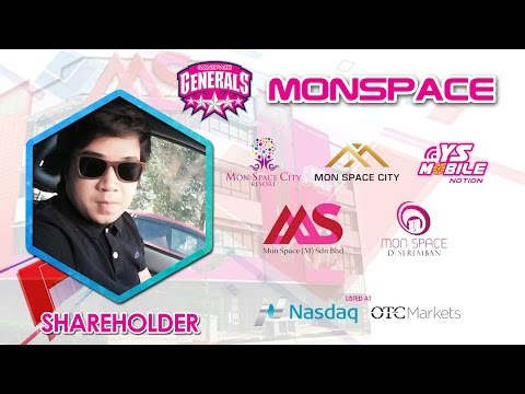 MONSPACE MULTINATIONAL CORP BY JOWN CONSTANTINO