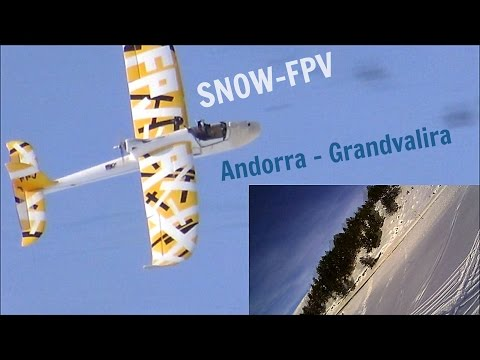 SNOW FPV @ Andorra - HD 50fps