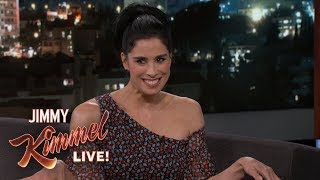 Sarah Silverman's Dad's Bike Got Stolen
