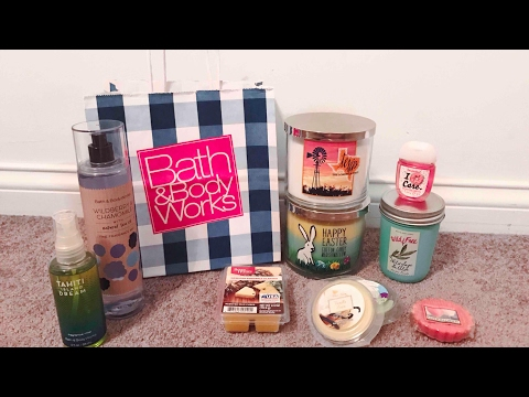HUGE Bath & Body Works RARE Candle Haul! | CandleConnoisseur