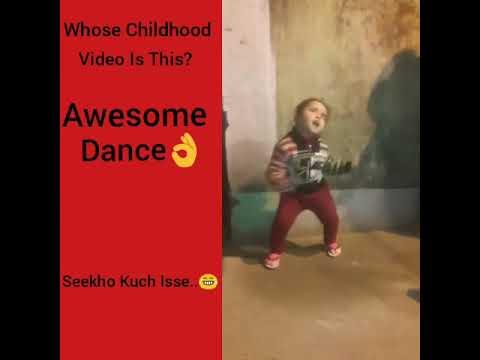 Sapna choudhary ke bachpan ka dance video. सपना चौधरी के बचपन का डांस देखके आपके होश उड़ जायेंगे