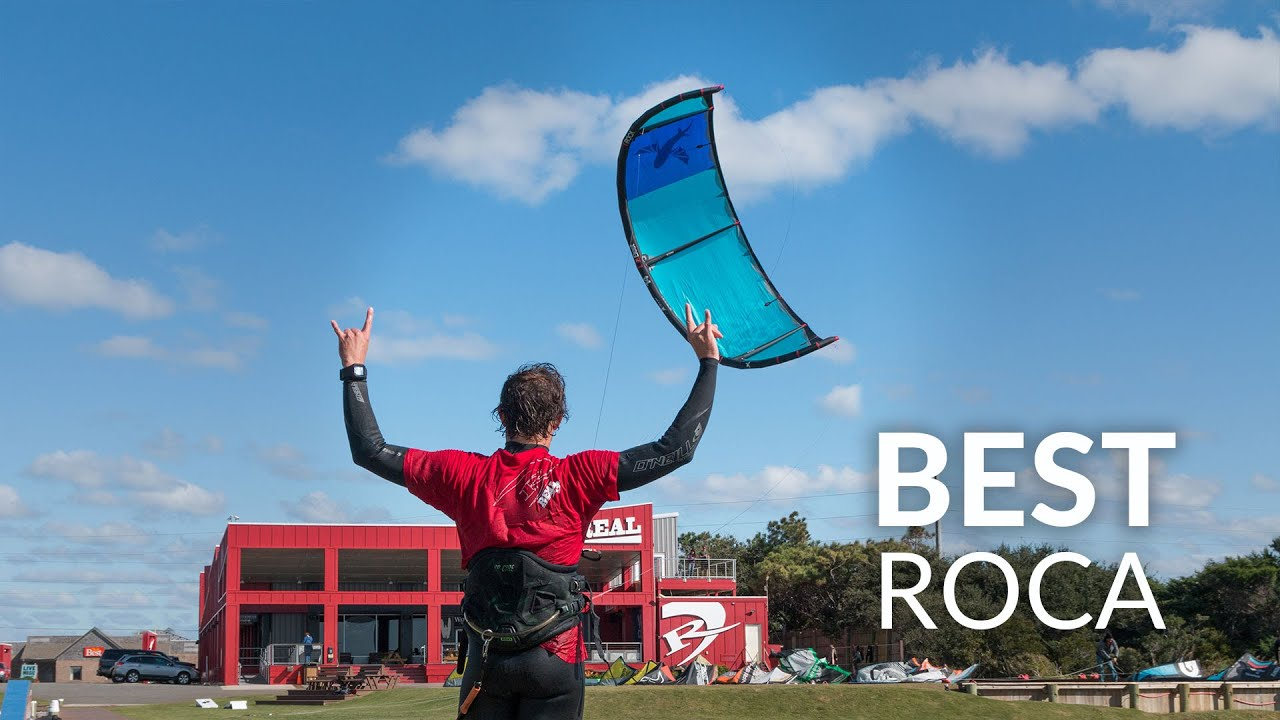 2016 best roca kite review youtube for Tarifa roca 2016