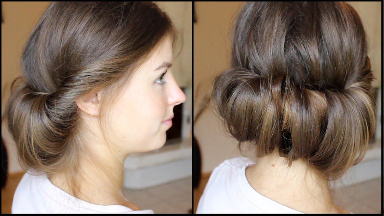 Eingedrehte Haare Ohne Haarband! Frisuren Freitag