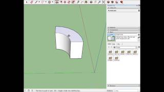 Video Curved ramp Sketchup tutorial download MP3, 3GP, MP4, WEBM, AVI, FLV Desember 2017