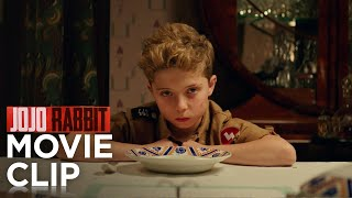 "JOJO RABBIT | ""This Table is Switzerland"" Clip | FOX Searchlight"