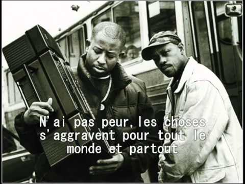 Gang starr moment of truth traduction