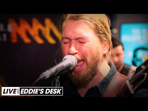 The Teskey Brothers - So Caught Up (Live From Eddie's Desk) | Triple M