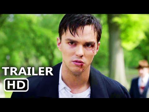 REBEL IN THE RYE 2017 Nicholas Hoult, Kevin Spacey, J.D. Salinger Movie HD