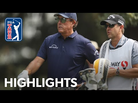 Phil Mickelson shots 5-under 67 | Round 2 | Safeway Open 2020
