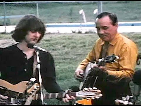 The Byrds Meet Earl Scruggs & Band - Circa 1971
