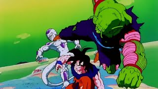 DRAGON BALL Z: Junior interviene in aiuto di Goku-in italiano