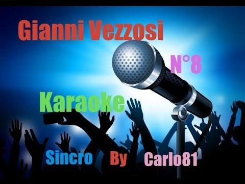 gianni vezzosi basi karaoke da