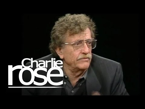 Kurt Vonnegut Talks With Charlie Rose | Charlie Rose