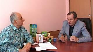 Интервью Сергея Валерьевича Корепанова для программы Фитоминутка #2