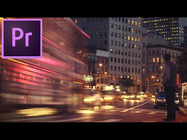 Warm Vintage Color Grading in Adobe Premiere Pro CC Tutorial using Lumetri Curves (How to)