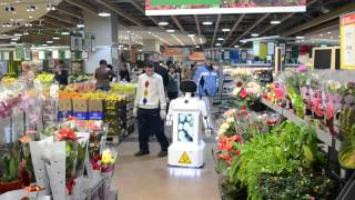Робот - промоутер(, 2013-09-28T13:59:18.000Z)