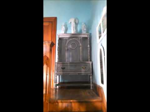 french distressed furniture. French Distressed Grey China Cabinet - Vintage Chic Furniture.com Furniture N