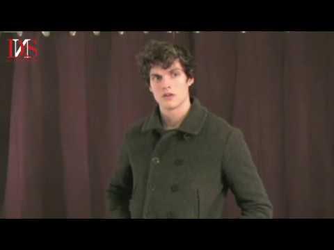 LEGENDADO Daniel Sharman  Raven Audition 2011