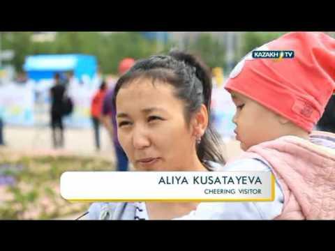 """""""Astana life"""" (07.08.2016) - Kazakh TV - eng"""