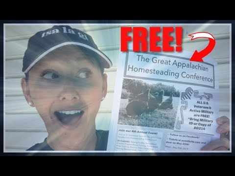 FREE Conference for VETERANS! GAHC 2019