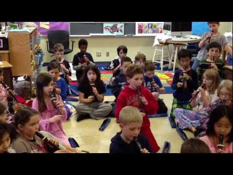 Lawton Elementary Surprise Song