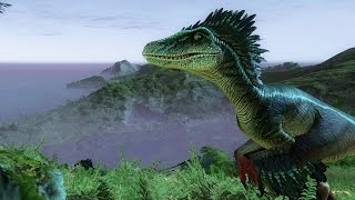 ark survival evolved xbox one official announcement trailer gamescom 2015