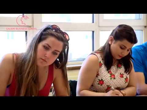 Galway Business School    Study In Ireland
