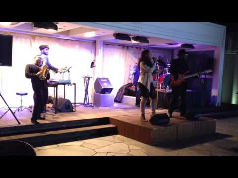 Performance in Shilla Hotel (Jeju - Korea)