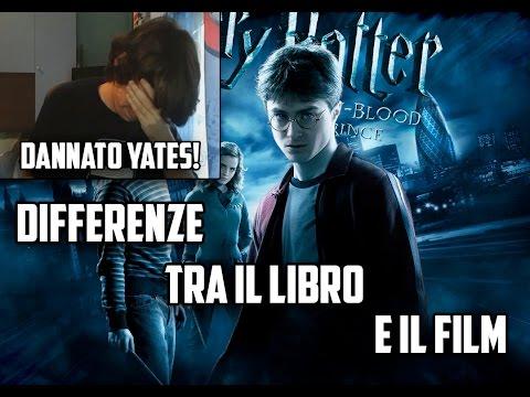 Harry Potter e il Principe Mezzosangue   Differenze tra il film e il libro