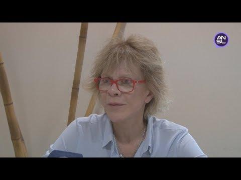Alicia Bañuelos, ministra de Ciencia y Tecnología