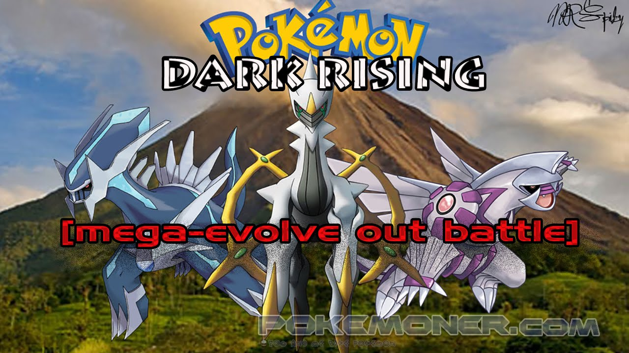pokemon dark rising download apk