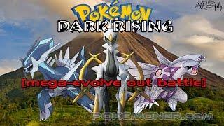 Pokemon Dark Rising - Mega Version - Review