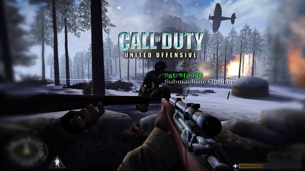Call of Duty United Offensive v1.51 Patch – CoDPatch – Forum ... -