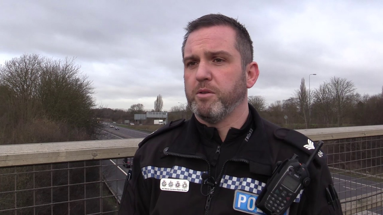det sgt tony hopkins provides an update to today u0026 39 s m1