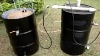 Biogas casero, 2 sistemas con 3 configuraciones