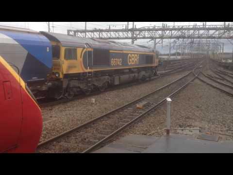 GBRf No 66742 ABP Port of Immingham Centenary 1912-2012)