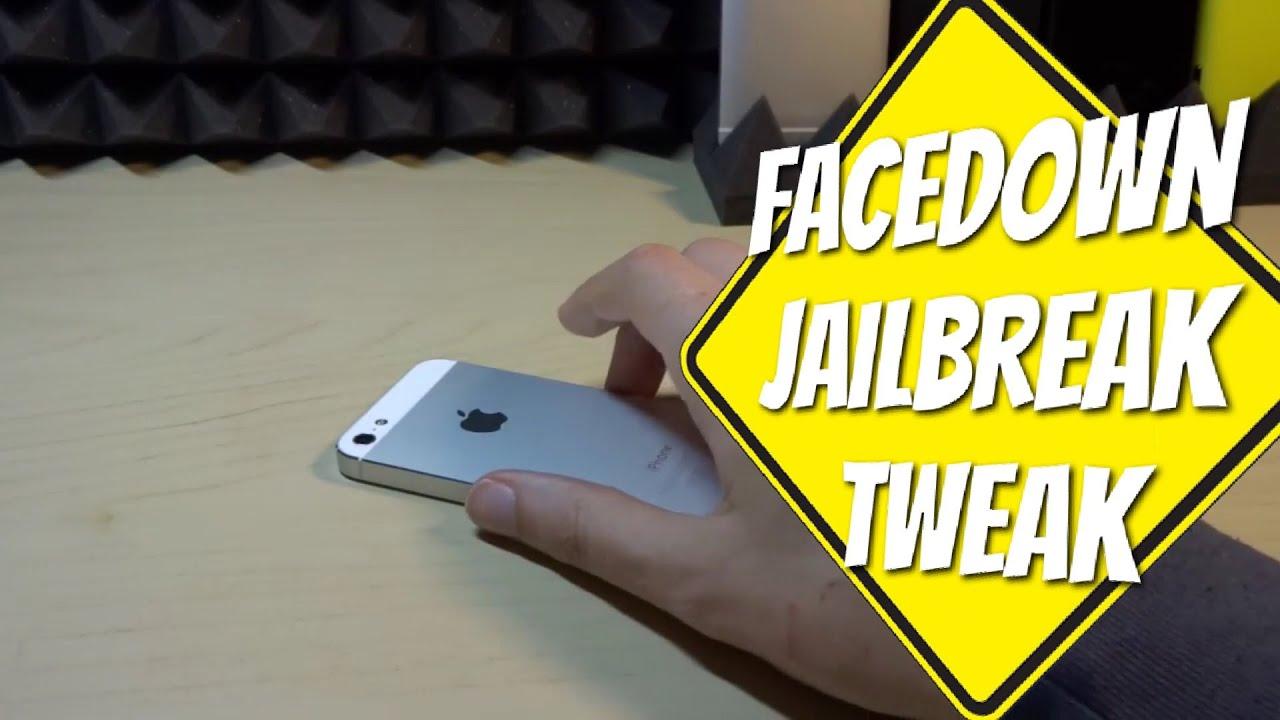 Facedown Iphone Sperren Entsperren Durch Ablegen Auf Den Tisch