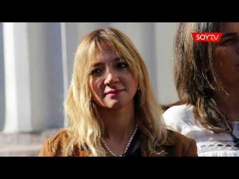 Candidata a diputada UDI y el  loreto letelier
