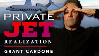 WHAT I REALISED AFTER BUYING MY PRIVATE JET - Grant Cardone | London Real
