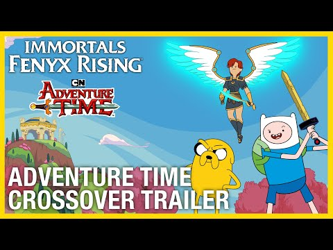 Immortals Fenyx Rising: Adventure Time Crossover | Trailer | Ubisoft [NA]