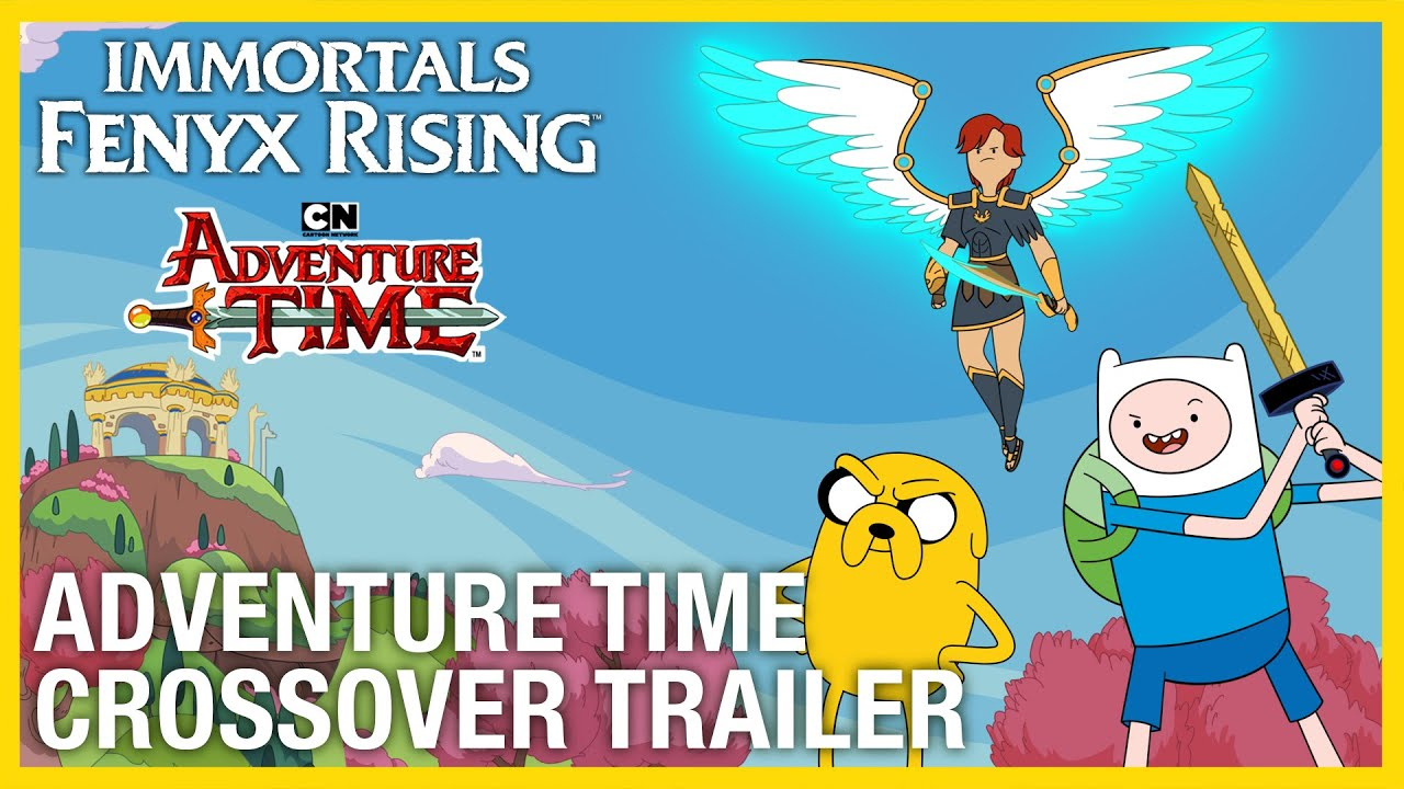Immortals Fenyx Rising: Adventure Time Crossover | Trailer | Ubisoft