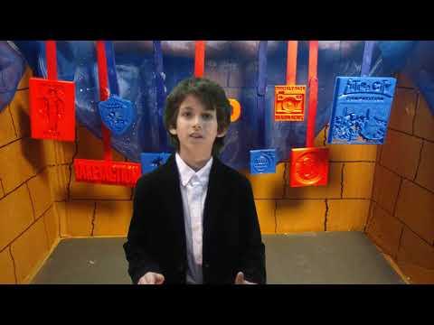 Butterflies and performance anxiety   Brett Barthelemy   Baden Academy Charter School