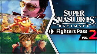 Could this be FIGHTER 7!? - Super Smash Bros Ultimate Predictions