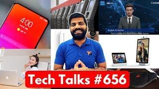 Tech Talks #656 - China AI News Anchor, ATM Hack, Facebook Portal, Lenovo Z5 Pro, Pixel 3 Problem