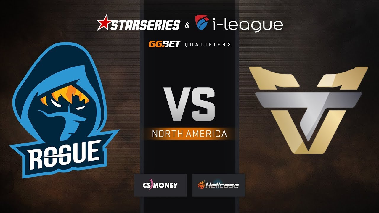 [EN] Rogue vs TeamOne, map 2 overpass, StarSeries & i-League S7 GG.Bet NA Qualifier