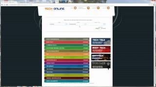 Tech-online Overview