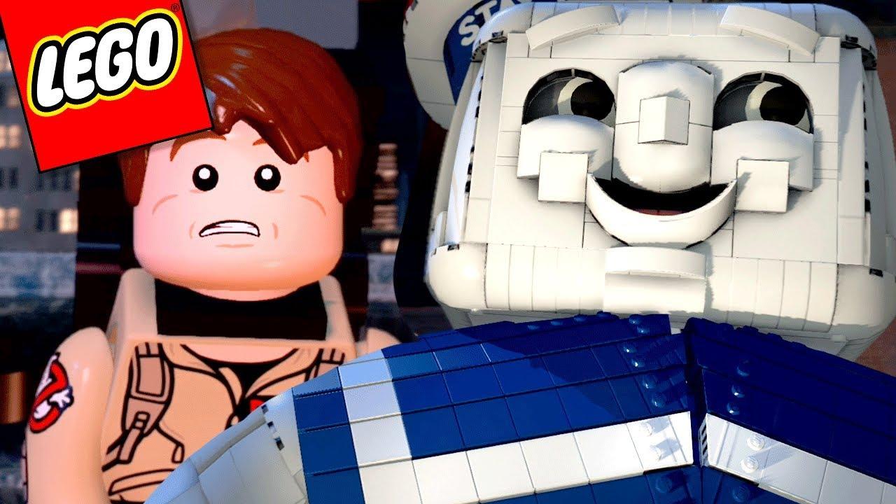 LEGO DIMENSÕES - Os Caça Fantasmas de LEGO Parte 3