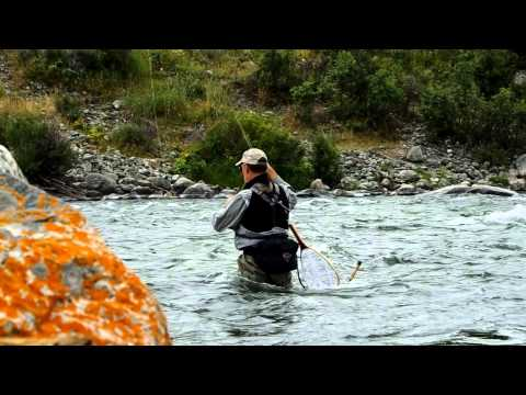 Montana fly fishing youtube for Ruby river fishing report