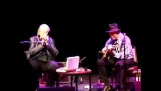 Charlie Musselwhite And Dave Peabody.  Acoustic Session